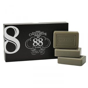 Czech & Speake No.88 Triple Soap Pack