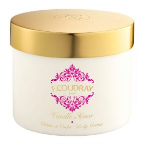 E.Coudray Vanille et coco Body Cream 250ml