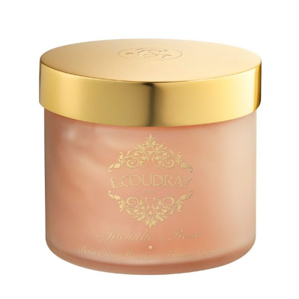 E.Coudray Jacinthe & Rose Bath Cream 250ml