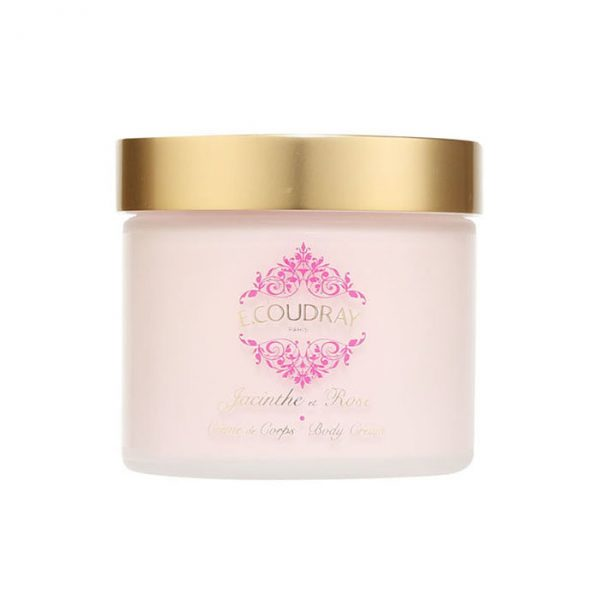 E.Coudray Jacinthe et Rose Body Cream 250ml