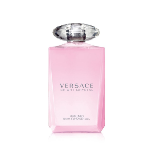 Versace Bright Crystal Bath and Shower Gel 200ml